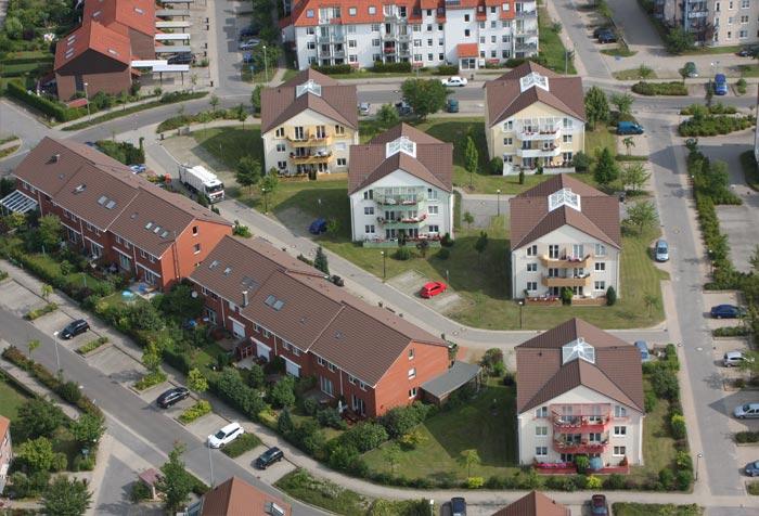 Rotdornstraße/Weißdornweg – 17033 Neubrandenburg