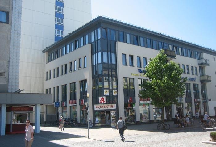 Waagestraße 1 – 17033 Neubrandenburg