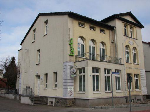 Wohn- u. Geschäftshaus Jahnviertel – 17033 Neubrandenburg